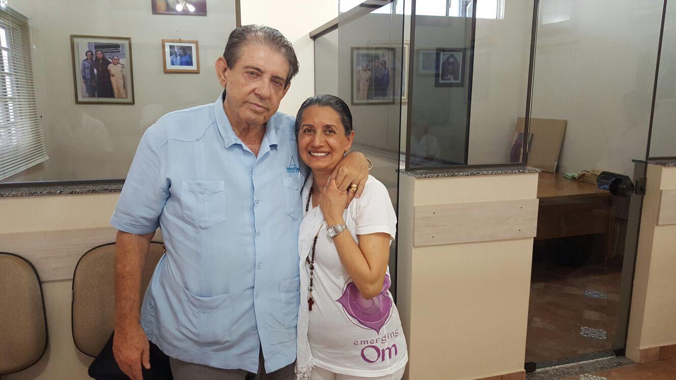 Brazil Part III: Meeting John of God.